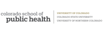 Colorado School of Public Health Logo