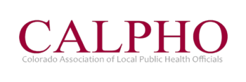 Colorado Assocation of Local Public Health Officials Logo