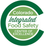 Logo of Colorado Integrated Food Safety Center of Excellence